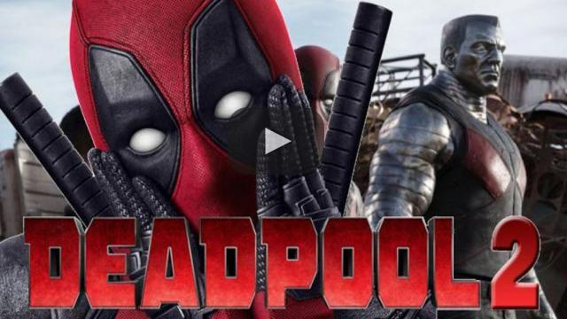 El nuevo póster de Deadpool 2 se queda con todo