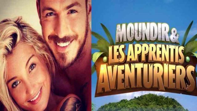 Aurélie Dotremont et Julien Bert dans Moundir et les Apprentis Aventuriers 3 !