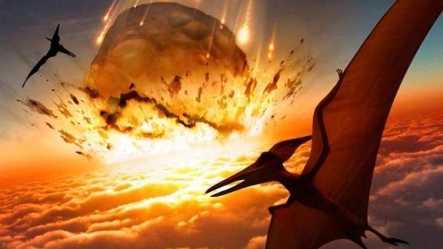 Vídeo: onde caiu o meteoro que matou os dinossauros