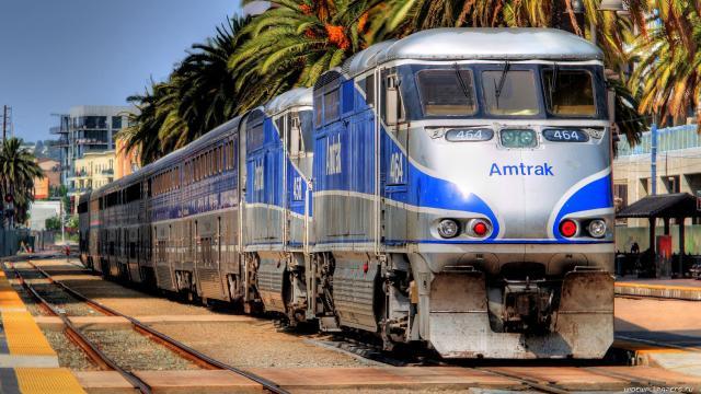 El accidente de Amtrak en Carolina del Sur mata a dos personas