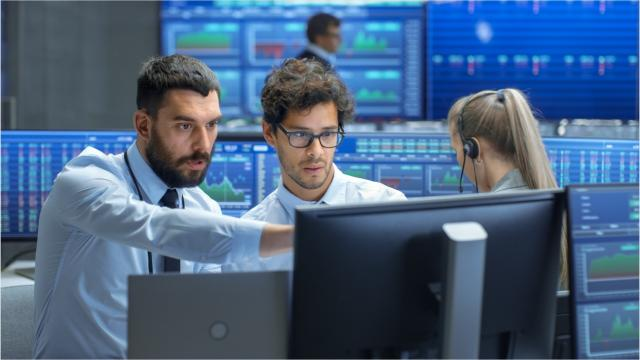 Automatización para golpear más duramente los servicios financieros