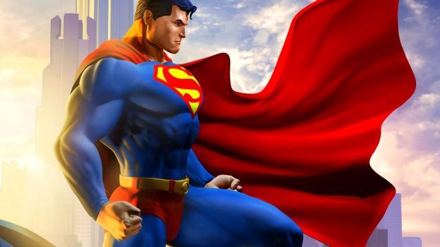 Lo mejor de Superman con algunas historias antiguas