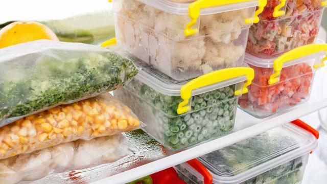 Consejos geniales para congelar tu comida