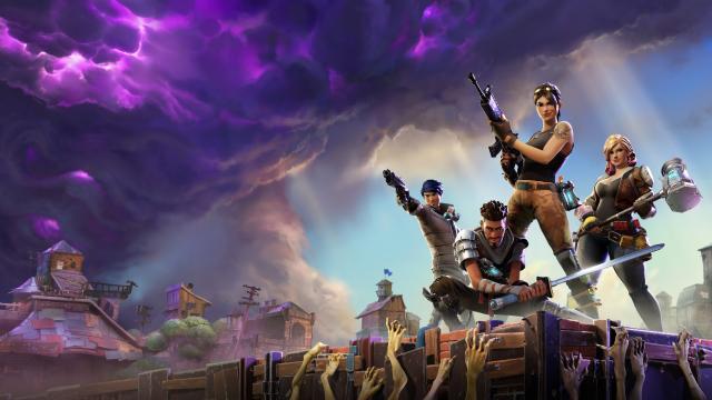 'Fortnite': Cuentas pirateadas de los jugadores