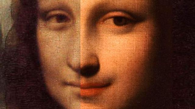¿Por qué está sonriendo la Mona Lisa?