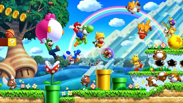 Lo que necesitamos ver en la película de Mario Bros