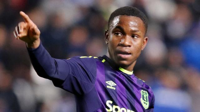 Ademola Lookman llega desde Everton hacia los afectos de Leipzig