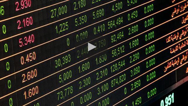 Las acciones europeas caen en nuevas ventas