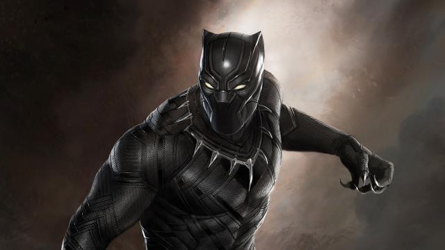 Los impresionantes actores de Black Panther