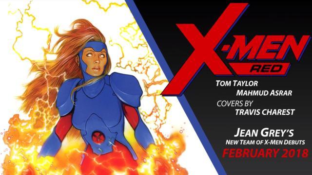 Resumen del capitulo uno de X-Men Red