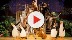 VIDEO: El musical de 'Madagascar' aterriza en Madrid