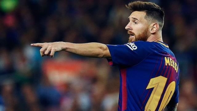 Messi relacionado con movimiento de China
