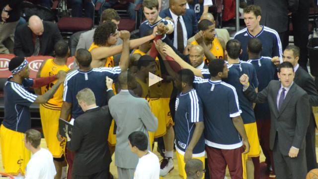El entrenador en jefe de los Cavaliers, Tyronn Lue, no será despedido