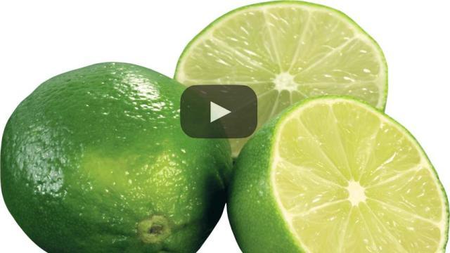 La esencia de los limones es usado para productos de belleza
