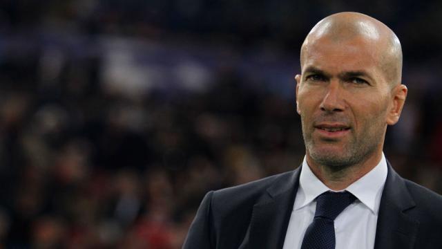 Un entrenador inesperado para suceder a Zidane