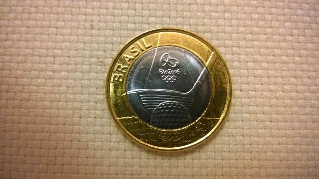 Vídeo: moedas das olimpíadas podem valer uma nota preta