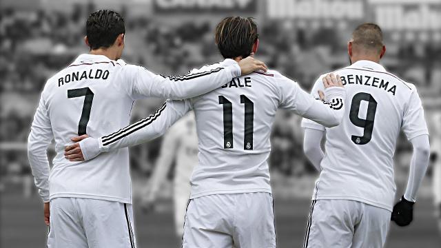 PSG-Real Madrid: ¿BBC o MCN, quién gana más?
