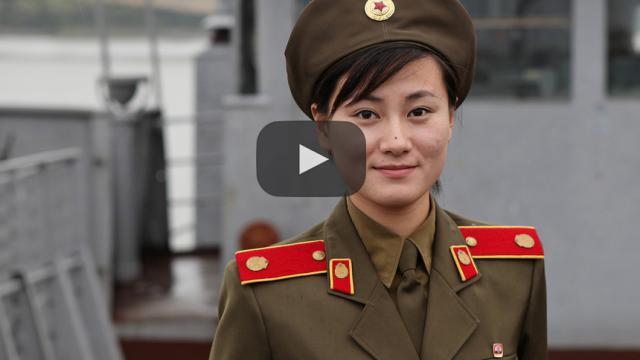 Corea del Norte celebra un desfile militar antes de los Juegos Olímpicos