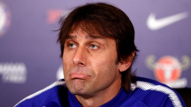 Conte le da a los jugadores del Chelsea tres días libres