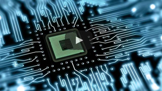 ¡Increíble! Se intenta crear un microchip con inteligencia humana