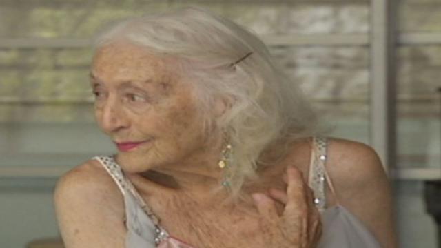 Eileen Krame, la ballerina in attività di 103 anni