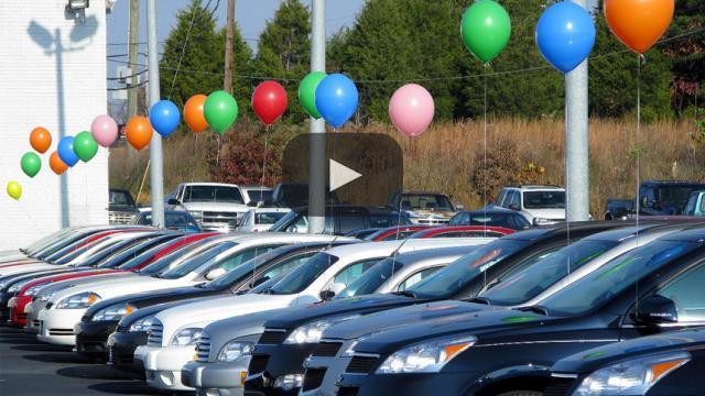 ¿Porqué ya no se venden tantos autos como antes ?