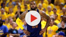 LeBron James sends good luck wishes to Isaiah Thomas