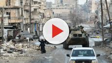 Guerra de Siria última de la banda británica IS Beatles capturada por los kurdos