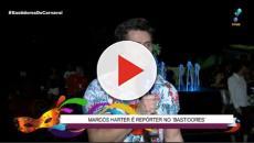 Vídeo: Marcos Harter promete pegar geral no Carnaval