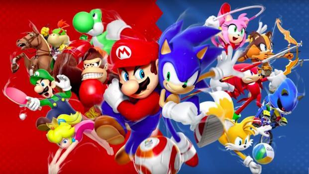 Todos los Juegos Olímpicos 'Mario & Sonic', clasificados