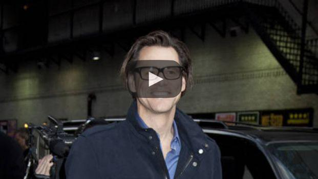 Jim Carrey incita a la gente a eliminar su cuenta de Facebook