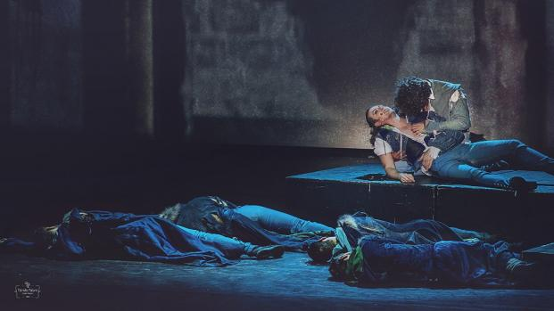 Torna il musical su Romeo e Giulietta, la tragedia più nota di Shakespeare