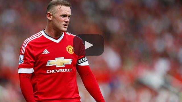 Es perfecto para el Manchester United: Wayne Rooney