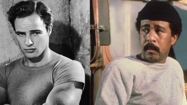 ¿Richard Pryor y Marlon Brando eran amantes?