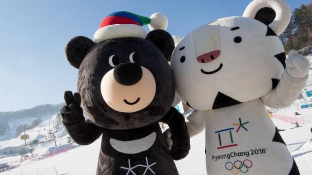 Conoce a las adorables mascotas olímpicas, Soohorang y Bandabi