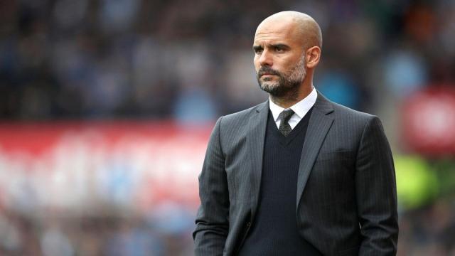 El jefe de Man City, Guardiola: Espero que Riyad Mahrez juegue contra nosotros
