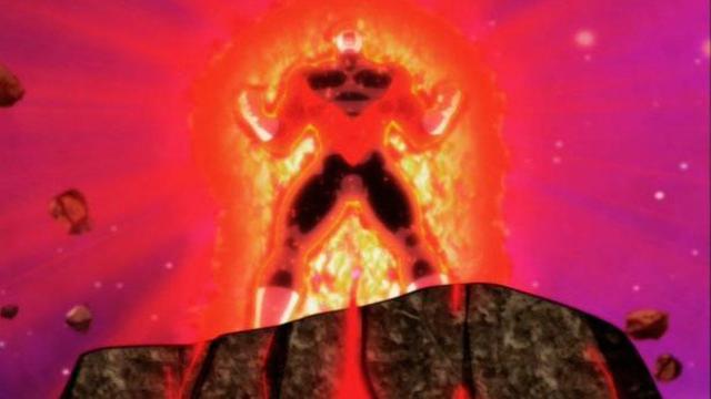 Se revela el verdadero origen de Jiren el guerrero estrella del universo 11