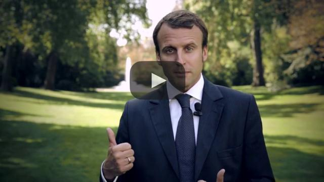 Macron hará una visita de estado de E.U. en abril