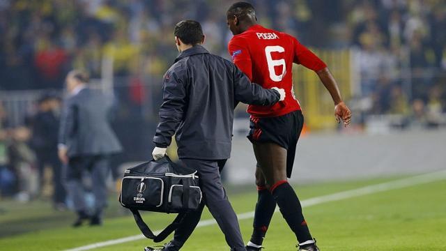 José Mourinho: 'No tengo problemas con Paul Pogba pero puede mejorar'