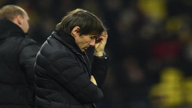 Antonio Conte está preocupado por la lucha de Álvaro Morata para recuperarse