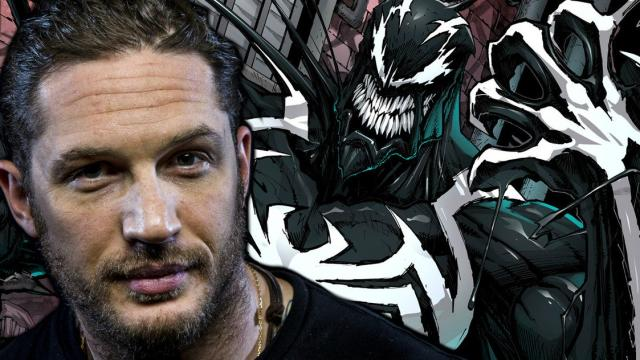Nuevo trailer de 'Venom' presenta a Tom Hardy