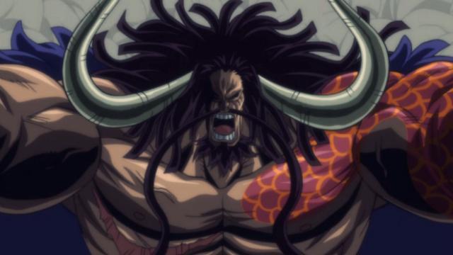Kaido se ha convertido en la criatura viva más fuerte