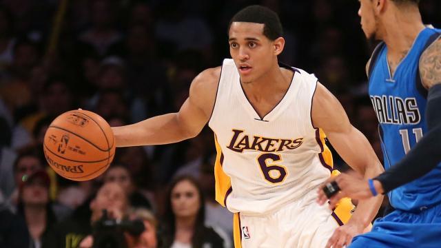 NBA: Jordan Clarkson está listo para llevar a Cleveland un campeonato