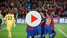 FC Barcelona unbeaten in 23 games