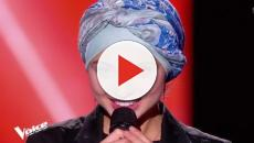 Concorrente musulmana a 'The Voice' Francia si ritira per post complottisti