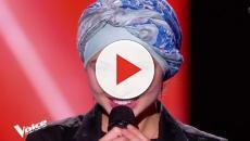 Concorrente musulmana a 'The Voice' Francia si ritira per post complottisti