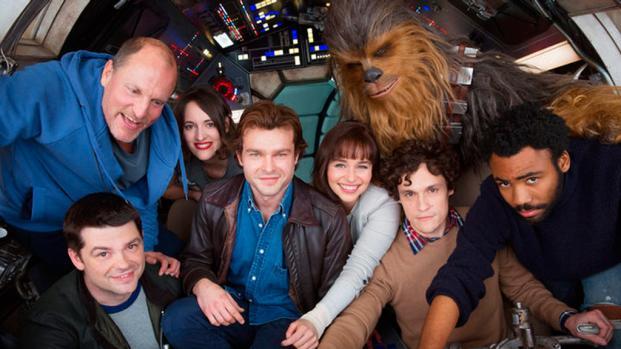 VIDEO: Han Solo: George Lucas ha rodado escenas de la película