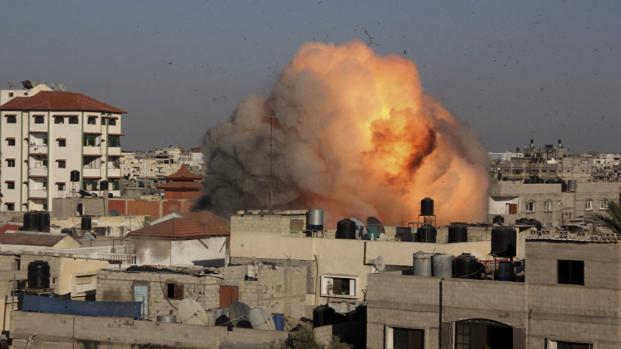 Nuovi raid aerei israeliani in Siria dopo l'abbattimento di un F-16.