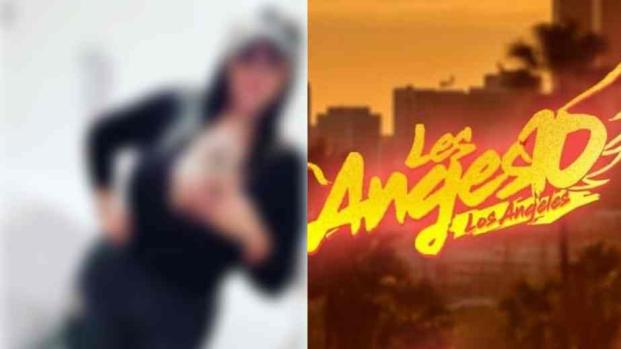 Sarah Fraisou débarque sur le tournage des Anges 10 !