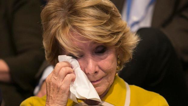 VIDEO: Un escándalo confirma los peores augurios para Esperanza Aguirre